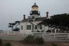 """Point Pinos Lighthouse I"""