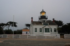 """Point Pinos Lighthouse II"""
