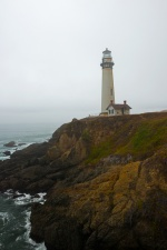 """Pigeon Point Lighthouse I"""