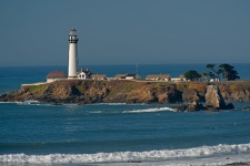 """Pigeon Point Lighthouse III"""