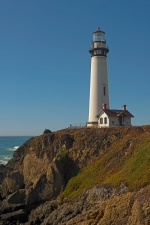 """Pigeon Point Lighthouse IV"""
