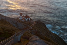 """Point Reyes Lighthouse II"""