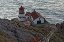 """Point Reyes Lighthouse III"""