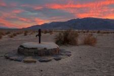 """""""Sunset At The Stove Pipe Well II"""""""
