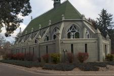 """Ivy Chapel"" - Fairmount Cemetery"
